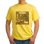 Manger Housekeeping Yellow T-Shirt