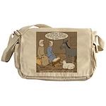Manger Housekeeping Messenger Bag