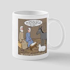 Manger Housekeeping Mug