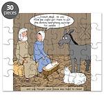 Manger Housekeeping Puzzle