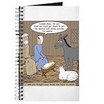 Manger Housekeeping Journal