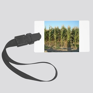 Corn Field Luggage Tag
