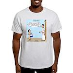 Little Drummer Boy Light T-Shirt