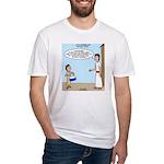 Little Drummer Boy Fitted T-Shirt