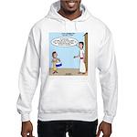 Little Drummer Boy Hooded Sweatshirt