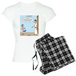 Little Drummer Boy Women's Light Pajamas