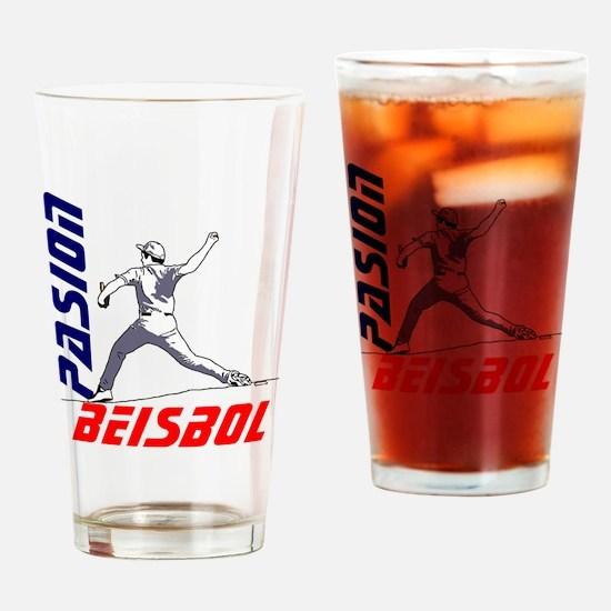 Lanzador Drinking Glass