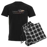 Sarus Crane Image Pajamas