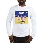 Frosty and the Wise Men Long Sleeve T-Shirt