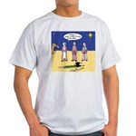 Frosty and the Wise Men Light T-Shirt