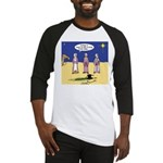 Frosty and the Wise Men Baseball Jersey