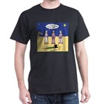 Frosty and the Wise Men Dark T-Shirt
