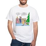 Boa for Christmas White T-Shirt