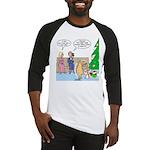 Boa for Christmas Baseball Jersey