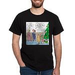 Boa for Christmas Dark T-Shirt