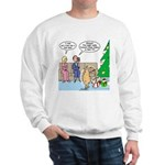Boa for Christmas Sweatshirt