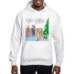 Boa for Christmas Hooded Sweatshirt