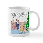 Boa for Christmas Mug