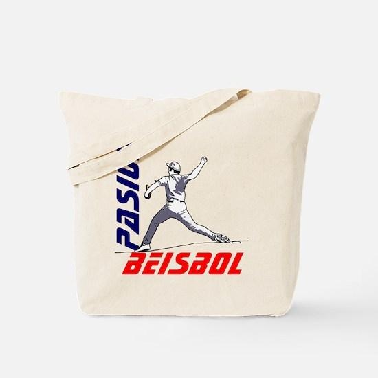 Lanzador Tote Bag