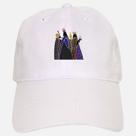 Three Magi Bearing Gifts Baseball Baseball Baseball Cap