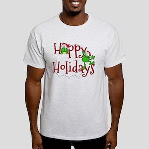 Hoppy Holidays - Frogs T-Shirt