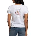 Arrest Cupid Women's T-Shirt
