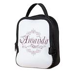 Amanda Neoprene Lunch Bag
