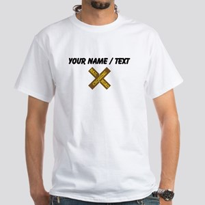 Custom Railroad Crossing T-Shirt