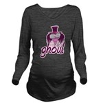 Its a Ghoul Long Sleeve Maternity T-Shirt