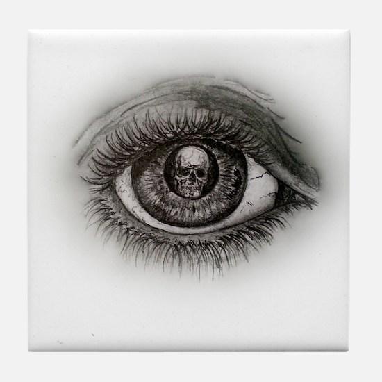 Eye-d Tile Coaster