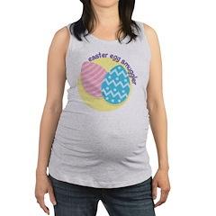 Easter Egg Smuggler Maternity Tank Top