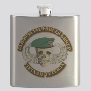 5th SFG - WIngs - Skill Flask