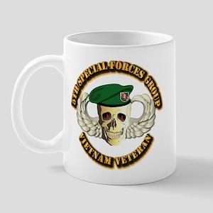 5th SFG - WIngs - Skill Mug