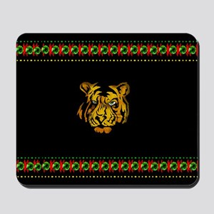 Tiger In Darkness Mousepad