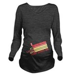 At Least My Bump Loves Me Long Sleeve Maternity T-