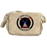 IIE Logo Messenger Bag