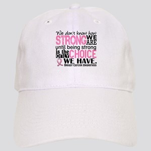 Breast Cancer HowStrongWeAre Cap