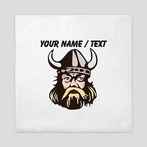 Custom Viking Queen Duvet