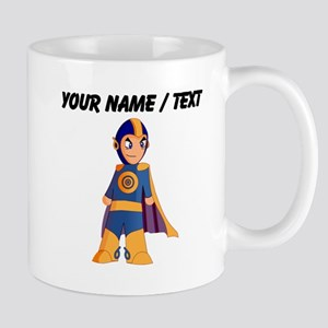 Custom Super Hero Mugs