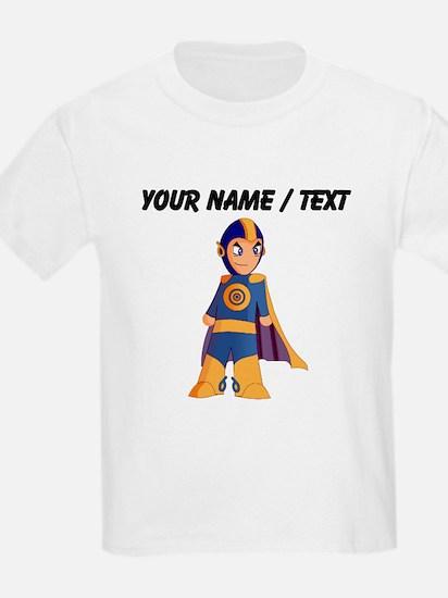 Custom Super Hero T-Shirt