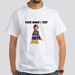 Custom Super Hero T-Shirt