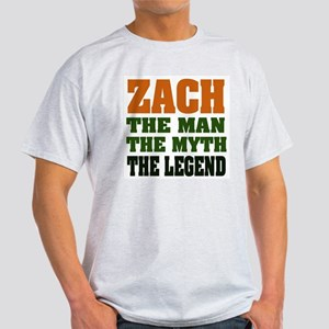 ZACH - The Legend Ash Grey T-Shirt