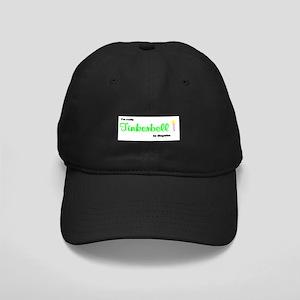 Tinkerbell Black Cap
