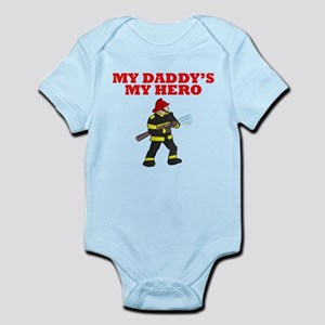 My Daddys My Hero Body Suit