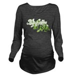 By Jolly Be Golly Long Sleeve Maternity T-Shirt