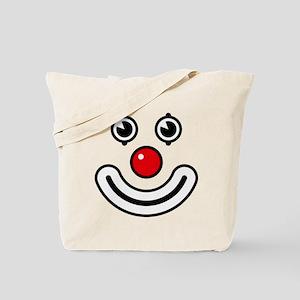 Clown / Payaso / Bouffon / Buffone Tote Bag