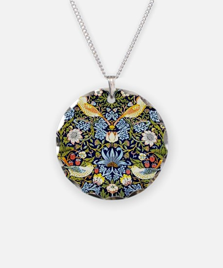 William Morris design - Stra Necklace