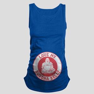 edef8cb44b9c2 Buddha Belly Maternity Tank Tops - CafePress