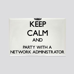 Keep Calm and Party With a Network Administrator M