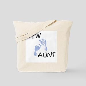New Aunt (blue) Tote Bag